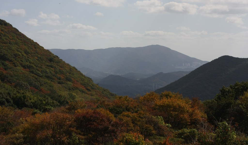 Geumjeongsan Mountain