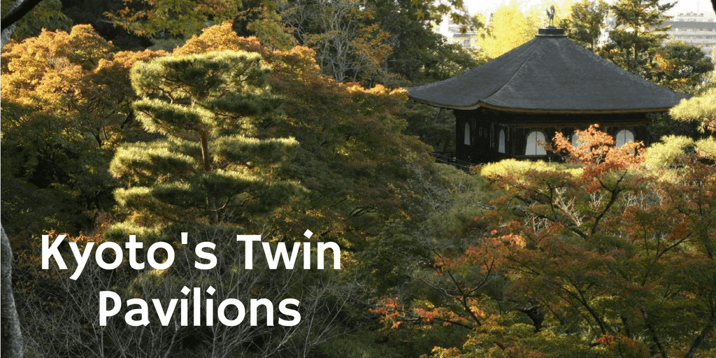 Kyoto's Golden and Silver Pavilions