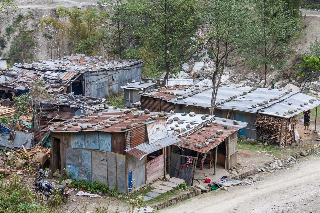 Houses in Naya Pul